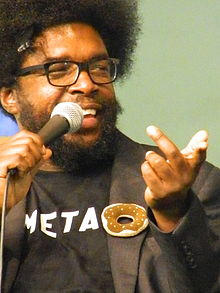 Questlove from Roots Hip Hop and More