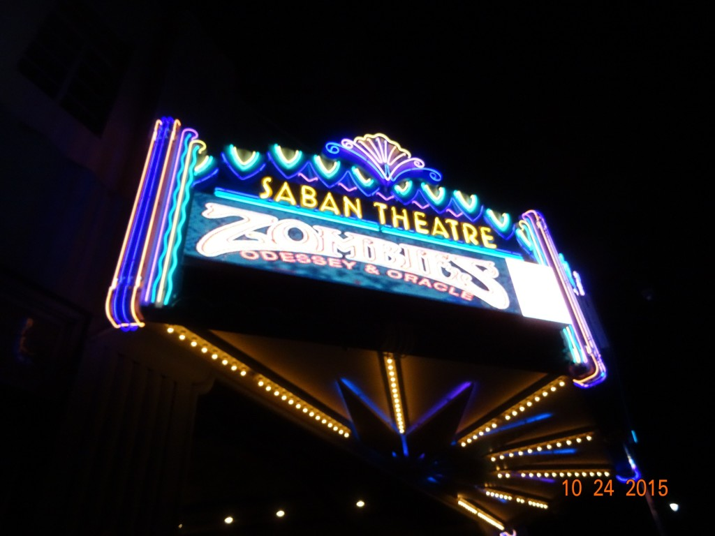 "Saban Theatre ""The Zombies"""