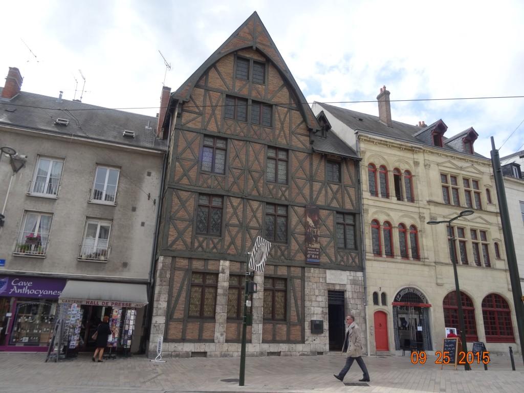 Residence of Joan